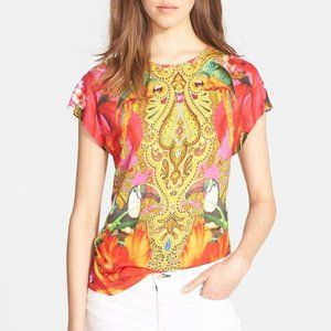 Ted Baker London Alace Toucan Tropical Tshirt